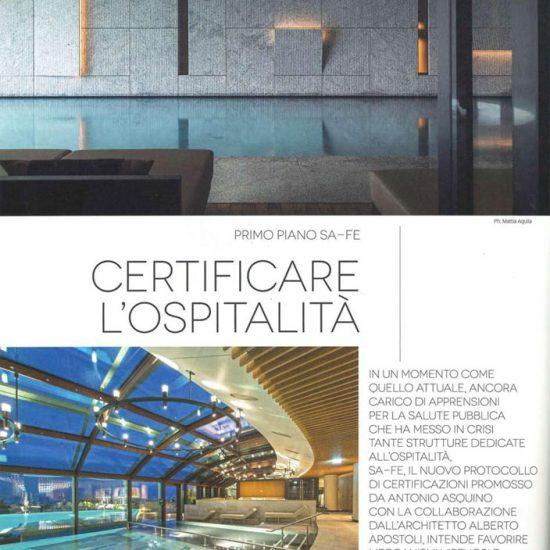 Certificare l'ospitalità - SA-FE